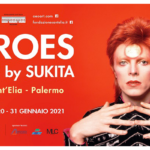 """Mostra """"Heroes Bowie by Sukita"""""""